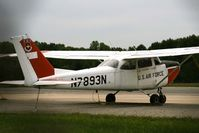 N7893N @ FME - USAF Cessna R172E at Fort Meade MD - by Chris England