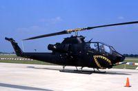N777TZ @ DPA - AH-1S 78-23091 rebuilt. Crashed in 1996 - by Glenn E. Chatfield