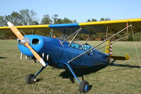 N478RB @ 64I - Lee Bottom Flying Field - by Wil Goering