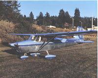 C-FDGI @ 1S1 - 1956 Cessna 172 - by Ron Monty