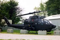 70-15993 - AH-1s at the Kenosha Military Museum.  This museum has been reorganized and moved to Russell, IL as the Russell Military Museum