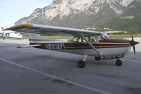 D-ENFK @ LOWI - Cessna 172 - by Thomas Ramgraber-VAP