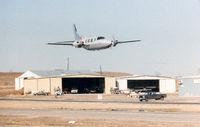 N39RF @ 52F - Aerostar 600 take off form North West Regional (Aero Valley)