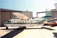 N119CA @ ADS - Casa 212 Crashed in Peru - 5 Killed -  8-27-1994 during DEA drug control reconnaissance flight in bad weather - by Zane Adams