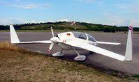 D-ENSC @ QFB - Gyroflug SC-01B Speed Canard - by J. Thoma