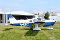 D-EELY @ QFB - Piper PA-28-161 Warrior II - by J. Thoma