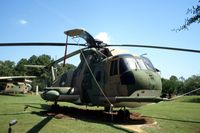 65-12784 @ HRT - HH-3E Jolly Green Giant at Hurlburt Field Air Park - by Glenn E. Chatfield