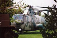 1485 - HH-3F at the Kenosha Military Museum, now moved to Russell, IL - by Glenn E. Chatfield