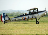 F-BFUB @ LFBN - Made flight around the airfield this day... Nice old machine ! - by Shunn311