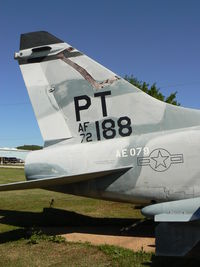 72-0188 @ BMQ - on Display at Bluebonnet CAF Museum