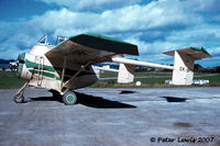ZK-BPV - PL-11 Airtruck prototype - by Peter Lewis