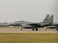 91-0326 @ EGUL - McDonnell-Douglas F-15E/48 FW/RAF Lakenheath 2005 - by Ian Woodcock
