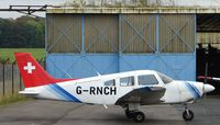 G-RNCH @ EGNC - Pa-28-181