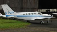 G-OSCH @ EGNV - Northern Aviation's Cessna up for sale