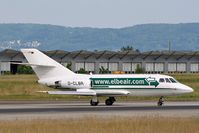 D-CLBR @ LFSB - departing to Germany - by eap_spotter