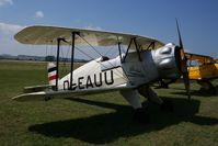 D-EAUU @ LSZG - Buecker-fly-in - by eap_spotter