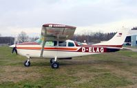 D-ELAG @ QFB - Cessna 206 Super Skywagon - by J. Thoma