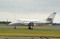 N404GJ @ FRG - Empire Airways departing