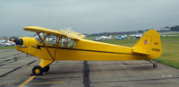 N35096 @ FRG - Piper Cub on display