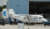 PZ-TSV @ KOPF - Unusual aircraft in Opa Locka