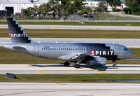 N512NK @ KFLL - High volume carrier now at FLL