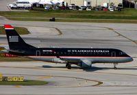 N801MA @ KFLL - Embraer 170