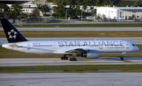 N936UW @ KFLL - US Air's B757 in Star Alliance colours - by Terry Fletcher