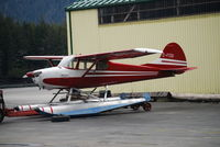 C-FEIU - at Prince Rupert BC - by P Brad