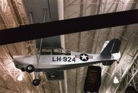 47-0924 - L-16A at the Army Aviation Museum - by Glenn E. Chatfield