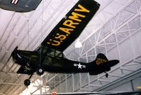 50-1327 - O-1A at the Army Aviation Museum - by Glenn E. Chatfield