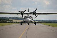 G-PBYA - at duxford airshow - by Louis Lesage