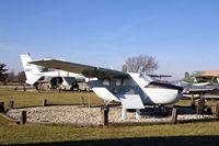 68-6871 @ GUS - O-2A at Grissom AFB Museum. - by Glenn E. Chatfield
