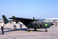 69-7638 @ DAY - O-2A at the Dayton International Air Show - by Glenn E. Chatfield