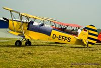 D-EFPS @ EDWN - The D-EFPS at Nordhorn-Lingen EDWN. - by G van Gils