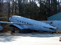 N842MB - Following an earlier accident , this C-47 is now stored at the WRB Museum