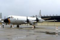 153438 @ NBU - P-3B at Glenview NAS during the open house - by Glenn E. Chatfield