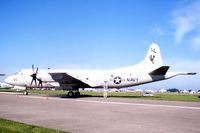 156510 @ DVN - P-3C at the Quad Cities Air Show - by Glenn E. Chatfield