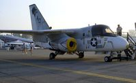 159747 @ DAY - S-3A at the Dayton International Air Show - by Glenn E. Chatfield
