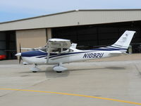 N1092U @ GKY - On the ramp at Arlington Muni - by Zane Adams