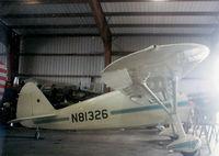 N81326 @ LFT - In the hanger