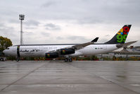 5A-ONE @ VIE - Afriquiyah Airbus A340-200 - by Yakfreak - VAP