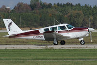 C-GWGB @ YXU - Taxiing on Golf for departure. - by topgun3