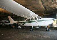 F-BOQN @ LFCW - Inside the Airclub's hangar - by Shunn311