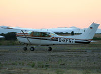 D-EFNT @ LFMU - Parked on the General Aviation apron - by Shunn311