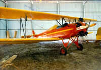 N431K - In the hanger at former Justin Time Airport