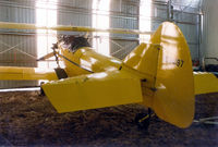 N24197 - In the hanger at former Justin Time Airport