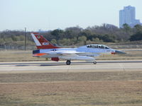92-0456 @ NFW - On the runway at NASJRB Ft. Worth (Carswell) in town for F-35 flight test chase duties - by Zane Adams