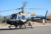 N911ZZ - Bernalillo County Sheriff's Department Eurocopter AS-350B3 - by Nick Pearson