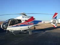 N120PD - Albuquerque Police Department Eurocopter EC-120B - by John Skinner