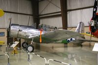 41-10886 @ AZO - BT-13A at the Kalamazoo Air Zoo - by Glenn E. Chatfield